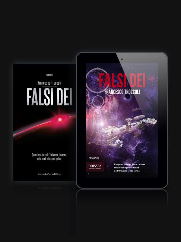 Romanzo Falsi Dei