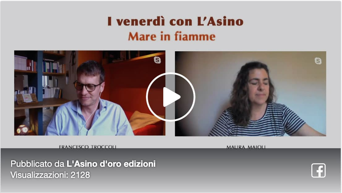 Francesco Troccoli intervista Maura Maioli Asino d'oro