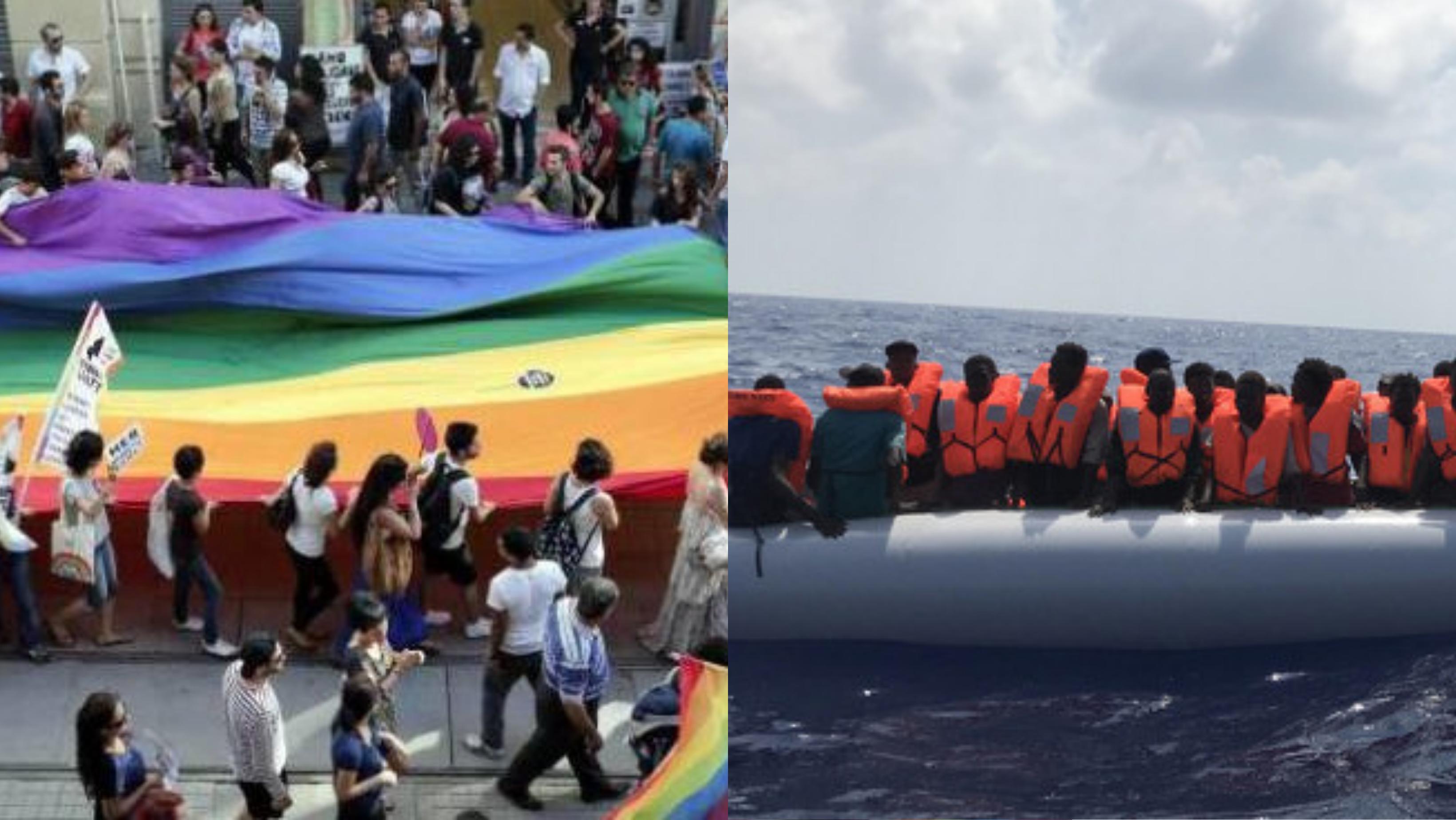 omosessuali e migranti