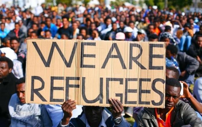Rifugiati contro migranti